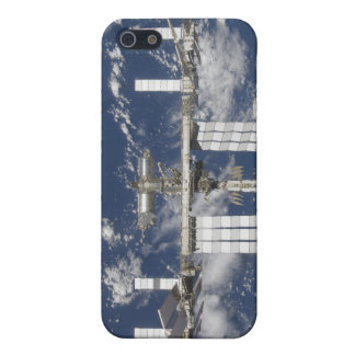 The International Space Station 6 Cover For iPhone SE/5/5s