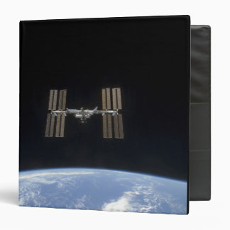 The International Space Station 7 3 Ring Binder