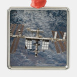 The International Space Station 8 Christmas Tree Ornament