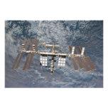 The International Space Station 9 Art Photo