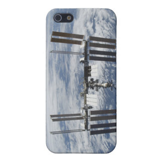 The International Space Station in orbit iPhone SE/5/5s Cover