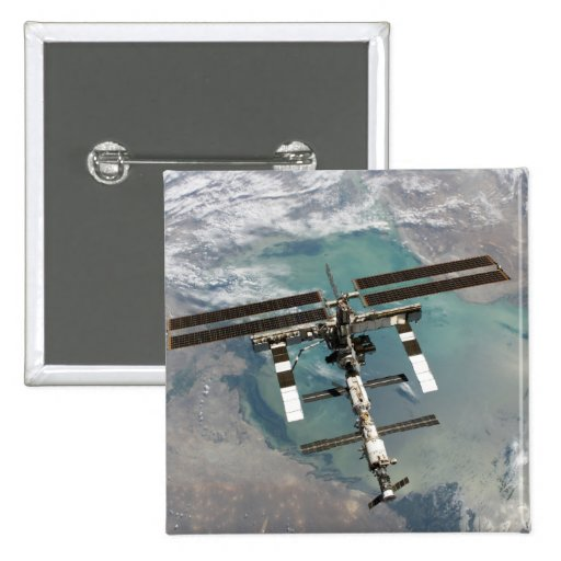 The International Space Station Pins