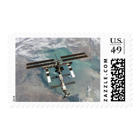 The International Space Station Postage