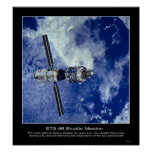 The International Space Station Print