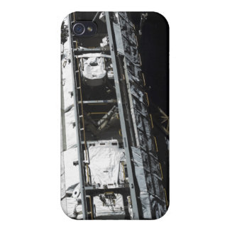 The International Space Station's starboard tru Case For iPhone 4
