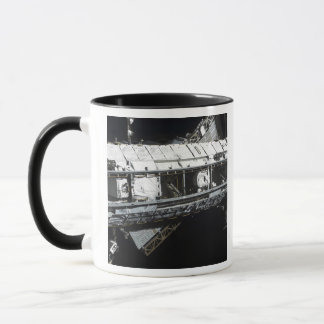 The International Space Station's starboard tru Mug