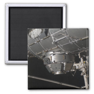 The International Space Station's Tranquility n Fridge Magnet