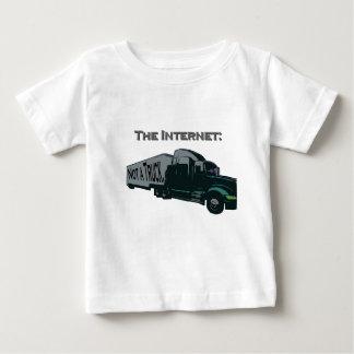 The Internet is not a truck Tee Shirt