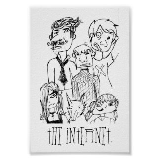 The Internet, Poster
