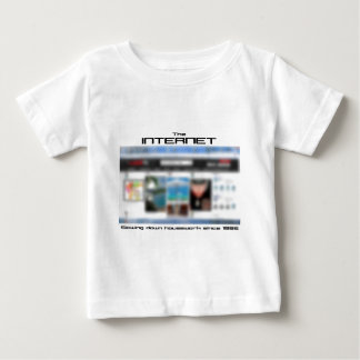 The Internet - Slowing Down Housework Since 1995 Baby T-Shirt