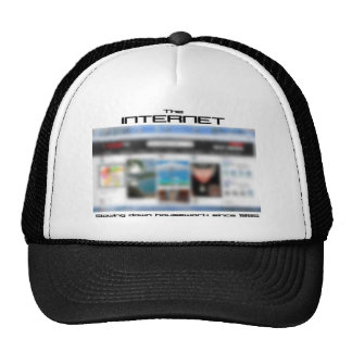 The Internet - Slowing Down Housework Since 1995 Trucker Hat