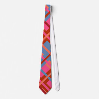 The Intersections of Paradise Sorbet Necktie