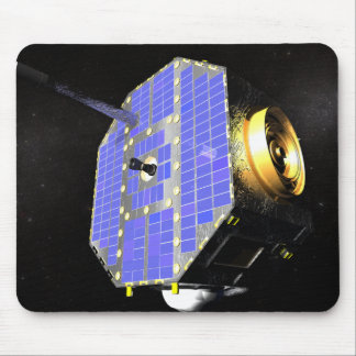 The Interstellar Boundary Explorer satellite Mouse Pad