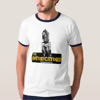 The Intoxicators Lost Tiki Ringer Tee