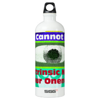 The intrinsic Nature of our Oneness Water Bottle