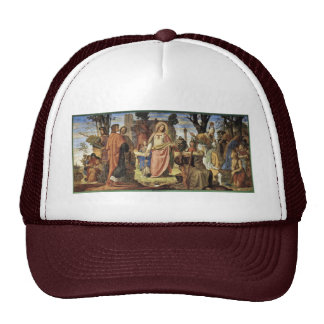 The Introduction Of The Arts In Germany Trucker Hat
