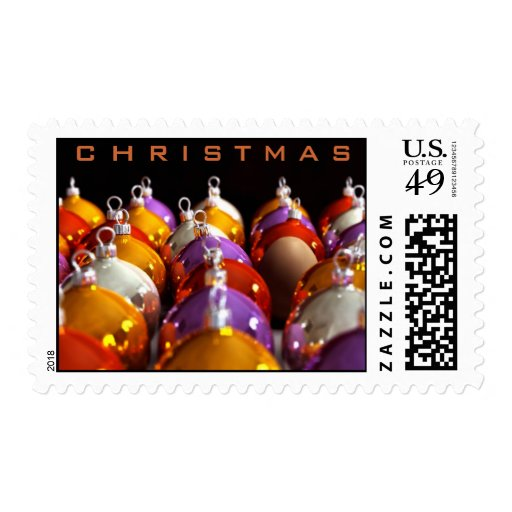 THE INTRUDER - Christmas Postage