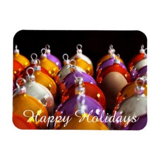 THE INTRUDER Happy Holidays Christmas Easter M Rectangular Photo Magnet
