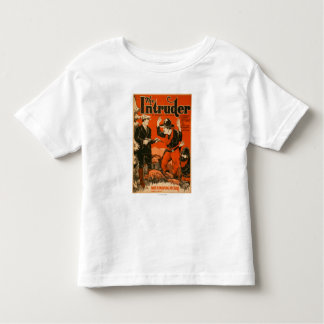 The Intruder - Western Cowboy Comedy Theatrical Toddler T-shirt