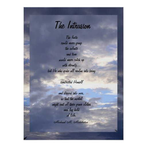 The Intrusion Posters