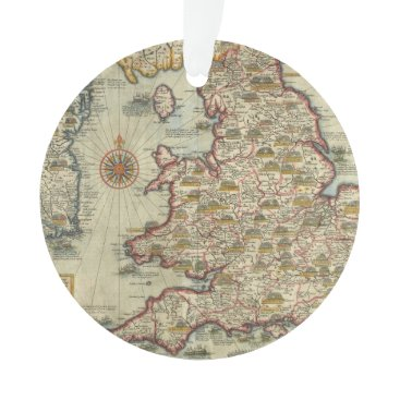 The Invasions of England & Ireland Ornament