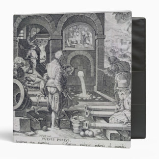 The Invention of Gunpowder Binder