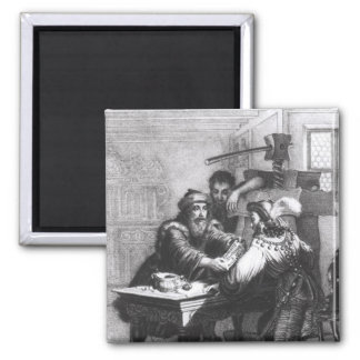 The Invention of Printing, 1827 Magnet