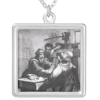 The Invention of Printing, 1827 Necklace