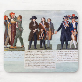 The Invention of the Red Hat,Manuel, Petion Mouse Pads