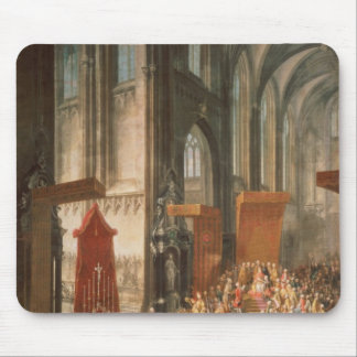 The Investiture Joseph II Mouse Pad