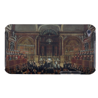 The Investiture of a Monarch in San Lorenzo (oil o Barely There iPod Cover