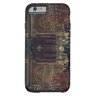 The Investiture of a Monarch in San Lorenzo (oil o Tough iPhone 6 Case