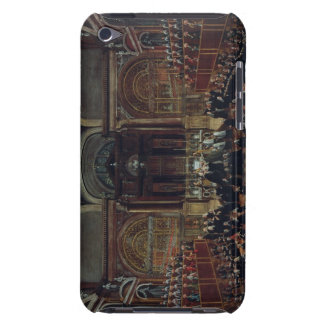 The Investiture of a Monarch in San Lorenzo (oil o iPod Touch Case-Mate Case
