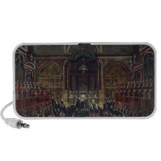 The Investiture of a Monarch in San Lorenzo (oil o Portable Speaker