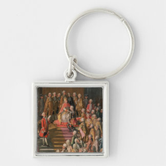 The Investiture of Joseph II Key Chains