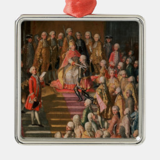 The Investiture of Joseph II Metal Ornament