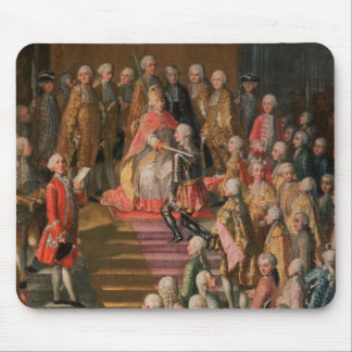 The Investiture of Joseph II Mouse Pad