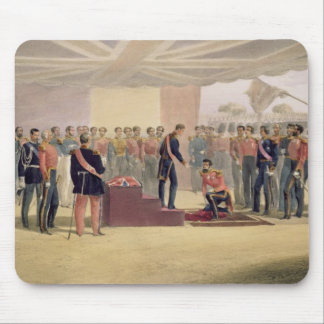 The Investiture of the Order of the Bath, plate fr Mouse Pad