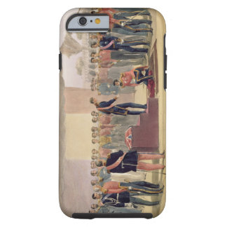 The Investiture of the Order of the Bath, plate fr Tough iPhone 6 Case