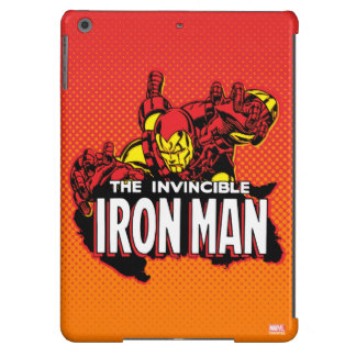 The Invincible Iron Man Graphic Case For iPad Air