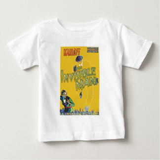 THE INVISIBLE MAN by Philip J. Riley Baby T-Shirt