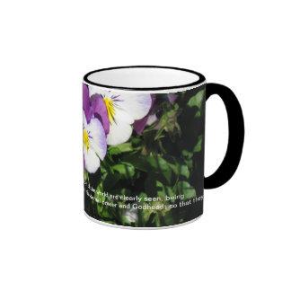 The Invisible Things Ringer Mug
