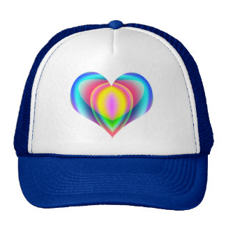 The Inviting Heart Trucker Hat
