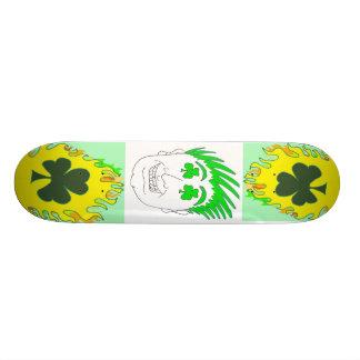The Ireland Model Skateboard Deck