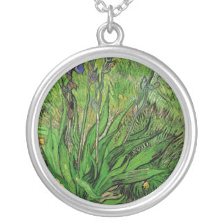 The Iris by Vincent van Gogh Necklace