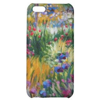 The Iris Garden by Claude Monet iPhone 5C Cases