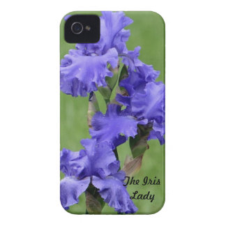 The Iris Lady Barely There iPhone Cases iPhone 4 Covers