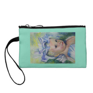 The Iris Princess Wristlet