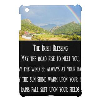 The Irish Blessing iPad Mini Cases