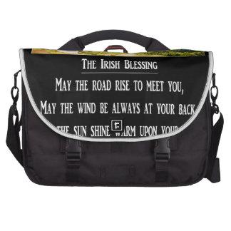 The Irish Blessing Laptop Bags